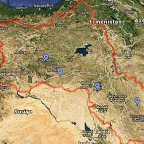 ΗΠΑ-Ισραήλ διαμελίζουν τηνΤουρκία