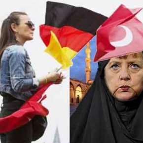 50.000 νοσοκόμες από την Τουρκία κάλεσε να εργαστούν στην Γερμανία ηΜέρκελ