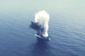 Ασκηση προσομοίωσης τορπιλισμού των ελληνικών φρεγατών από το τουρκικό Ναυτικό γύρω από τοBarbaros!