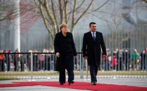 """Επιχείρηση διαμελισμού της Ελλάδας από το Βερολίνο: «Μην καταπιέζετε την """"Μακεδονική""""μειονότητα»"""