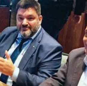 Κυριάκος Βελόπουλος-Φαήλος Κρανιδιώτης: Κοινή δημόσια εμφάνιση και φήμες για επικείμενησυνεργασία