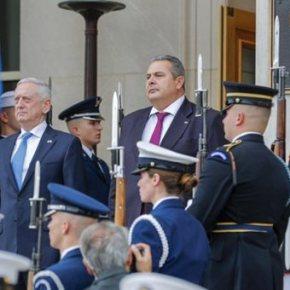 Τ.Μάτις: «Ευχαριστώ την Ελλάδα που πολέμησε τις ρωσικές κακοήθεις ενέργειες – Η Ρωσία ευθύνεται γιαόλα»