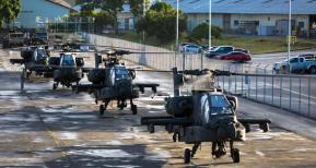 Έρχονται Apache, CH-47F Chinook, UH-60M και HH-60 Blackhawk του US Army στονΒόλο