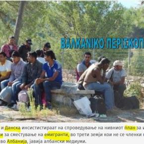 Αυστρία και Δανία απαιτούν να ανοίξουν στρατόπεδα προσφύγων στηνΑλβανία