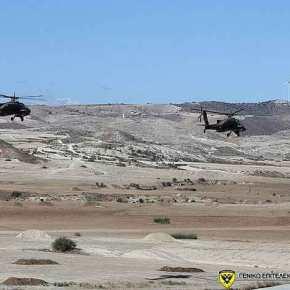 """Έτσι """"τύφλωσαν"""" τα ραντάρ της Άγκυρας τα Ελληνικά ελικόπτερα – Ο απόλυτοςαιφνιδιασμός"""