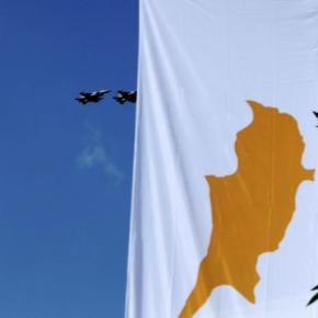 Πως τα F-16 που πέταξαν στην Κύπρο πήραν την ταυτότητα τωνΤούρκων