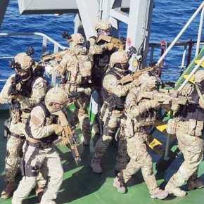 Πολυεθνικό «τείχος» στην Κύπρο: Συγκέντρωση δυνάμεων από Ελλάδα-Γαλλία-Ισραήλ-Βρετανία-ΗΠΑ