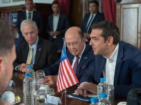 Ρος προς Τσίπρα: Επενδύσεις πάνω από 2 δισ. ευρώ από την EBRD στηνΕλλάδα