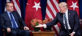 ΑΠΟΚΛΕΙΣΤΙΚΟ- Tελεσίγραφο Ερντογάν προς Τραμπ: «Ή κλείνουμε τώρα συμφωνία με Κύπρο για κοιτάσματα ήεισβάλλω»