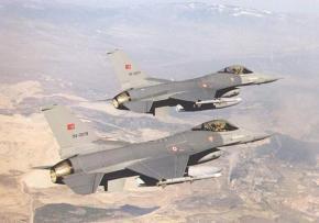 Νέα τουρκική πρόκληση: Υπέρπτηση τουρκικών F-16 πάνω απο τοΦαρμακονήσι