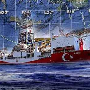 Ο ΑΠΟΛΥΤΟΣ ΣΥΝΑΓΕΡΜΟΣ… Την Δευτέρα βγαίνει ΝΑ ΠΡΟΚΑΛΕΣΕΙ ΠΟΛΕΜΟ ο «Πορθητής» με παράνομες γεωτρήσεις στην Ελληνική Υφαλοκρηπίδα…!!!