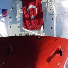 Νέες απειλές από τον υπουργό Ενέργειας της Τουρκίας για τον «Πορθητή» –ΒΙΝΤΕΟ