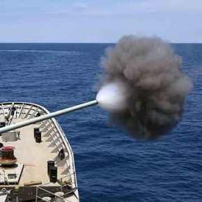 Απλώνεται ο Ελληνικός στόλος: «Σφραγίζει» το Αιγαίο και περιμένει τουςΤούρκους