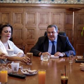 Πάνος Καμμένος: «Παρατείνεται η συνεργασία μου με τον ΑλέξηΤσίπρα»