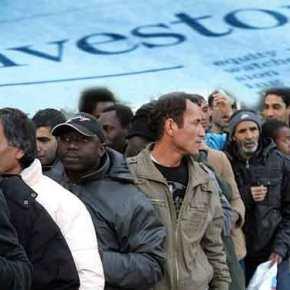Υπεράριθμοι οι μετανάστες στις δομές φιλοξενίας των ΕνόπλωνΔυνάμεων