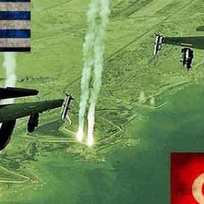Eλλάδα vs Τουρκία – To ισοζύγιο ένοπλης ισχύος(βίντεο)