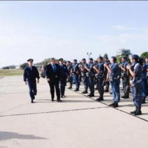 ΥΕΘΑ: Επισκέφθηκε την 116 Πτέρυγα Μάχης–