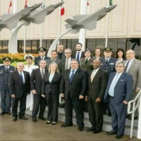 ΥΕΘΑ: Τι συζήτησε ο Πάνος Καμμένος με την Διοίκηση της LockheedMartin