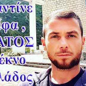 Οι αναρτήσεις του ομογενή που σκότωσε η αλβανική αστυνομία- Ζητούσε ένωση Ελλάδας με «Βόρεια Ηπειρο»[εικόνες]