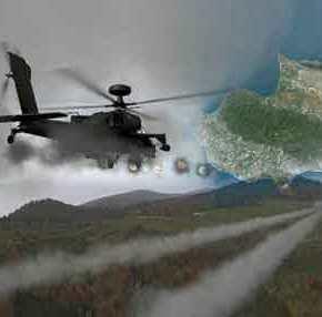Πρώτη προειδοποίηση από Αθήνα σε Άγκυρα: Αποστολή μάχης και καταιγισμός πυρών από AH-64D Apache στηνΚύπρο
