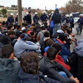 Ταυτόχρονο εσωτερικό και εξωτερικό μέτωπο: Παίρνουν εντολές οι μετανάστες στον Έβρο: «Καθίστε κάτω, κλείστε τουςδρόμους»