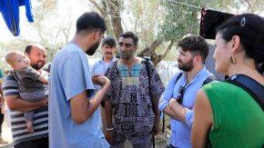 Επικεφαλής Διεθνούς Αμνηστίας στον ΣΚΑΪ: Αποτρόπαιες συνθήκες στηνΜόρια