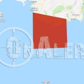 Νέο σκηνικό έντασης στο Αιγαίο: Η Τουρκία με NAVTEX «αποκλείει» το Καστελόριζο –ΦΩΤΟ