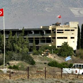 Κύπρος: Σκηνικό έντασης στη «νεκρή ζώνη» με τούρκουςστρατιώτες