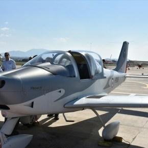 Προσγειώθηκε στην Ελλάδα το πρώτο αεροσκάφοςP-2002JF