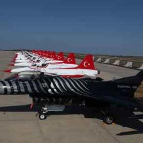 Πολεμικά σχέδια από την Άγκυρα: Ανάπτυξη συστήματος EW pod για τα τουρκικά F-16 – Στόχος η «τύφλωση» των ελληνικώνραντάρ