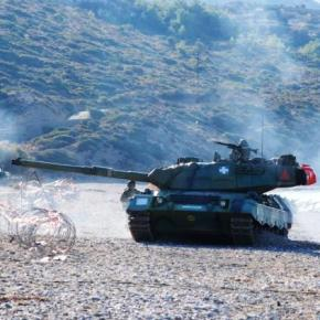 Παρμενίων 2018: Η πολεμική μηχανή των ΕΔ ενεργοποιείταισήμερα
