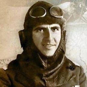 H Χίος τιμά τον ηρωικό αεροπόρο ΚώσταΠερρίκο