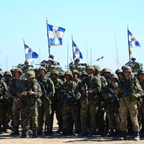 Ηχηρό μήνυμα των ελληνικών ΕΔ: Πρόβα τζενεράλε ελληνοτουρκικής κρίσης – Σε ετοιμότητα για πιθανή τουρκική πρόκλησηΒΙΝΤΕΟ