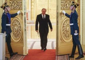 Η «εκθρόνιση» του Β.Πούτιν: Στην 3η θέση της δημοφιλίας των ξένων ηγετών κατρακύλησε ο Ρώσος πρόεδρος στηνΕλλάδα!