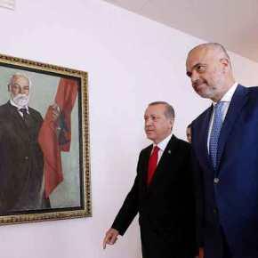 Στρατηγική περικύκλωση Ελλάδας μέσωΑλβανίας