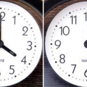 Αλλαγή ώρας 2018: Μην ξεχάσετε να γυρίσετε τα ρολόγια σας μια ώραπίσω