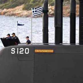 ΜΕΓΑΛΟ ΠΑΙΧΝΙΔΙ ΣΤΟ ΒΥΘΟ…! O υποβρυχιακός στόλος Ελλάδας καιΤουρκίας
