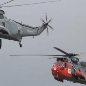 Ελικόπτερα τύπου Sea King ASaC7 AEW / ASA των Βρετανών για το ΠολεμικόΝαυτικό