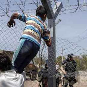 Ακόμη και τα Σκόπια δείχνουν ότι έχουν εθνική κυριαρχία: Προειδοποιητικές βολές και συμπλοκές με μετανάστες απόΕλλάδα!