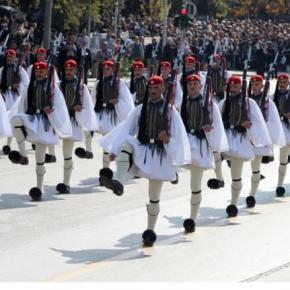 Η μεγάλη στρατιωτική παρέλαση της 28ης Οκτωβρίου στη Θεσσαλονίκη –ΦΩΤΟ