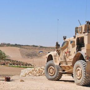 Περίπολος του Στρατού των ΗΠΑ δέχτηκε πυρά από φιλοτουρκικές δυνάμεις στηΣυρία
