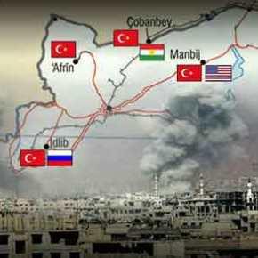 ΕΚΤΑΚΤΟ: Ο τουρκικός Στρατός μπήκε στην Μανμπίτζ στην βόρειοΣυρία