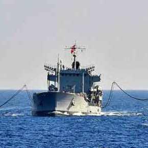 Απλώνεται το τουρκικό Ναυτικό μεταξύ Ρόδου & Κύπρου – Δεκάδες πλοία & αεροσκάφη ηλεκτρονικού πολέμου σε εκπαίδευσημάχης