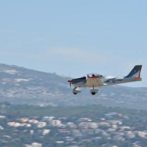 Αυτές είναι οι πρώτες εικόνες του νέου εκπαιδευιτκού αεροσκάφους της ΠΑ –ΦΩΤΟ