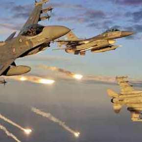 ΕΚΤΑΚΤΟ: Σε κόκκινο συναγερμό οι τουρκικές αεροπορικές βάσεις σε νότια και ΝΑ Τουρκία (φωτό,βίντεο)