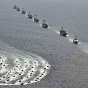 Ενισχύεται ο τουρκικός Στόλος γύρω από το Barbaros: Μία ακόμα φρεγάτα & μία TΠK απέναντι στην «Νικηφόρος Φωκάς»(F466)