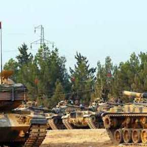 ΕΚΤΑΚΤΟ: Κτυπά τις κουρδικές δυνάμεις ανατολικά του Ευφράτη στην Συρία η Τουρκία – Εναρξη τουρκικώνεπιχειρήσεων
