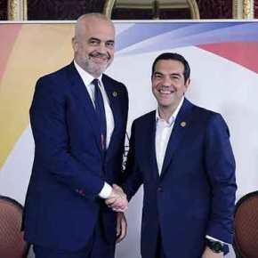 Μέτρα υπέρ των Αλβανών παίρνει η Κυβέρνηση – Υπό την προστασία της ΕΛ.ΑΣ Αλβανικά καταστήματα καιστέκια