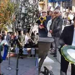 Αποδοκιμασίες Παπακώστα, Μουμουλίδη σε Αριδαία και Σιάτιστα(video)