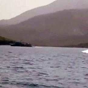 ΤΩΡΑ… ΣΚΗΝΙΚΟ ΠΟΛΕΜΟΥ… Τουρκικά ΜΜΕ: «Ελληνικό πολεμικό πλοίο παραβίασε τα τουρκικά χωρικάύδατα»